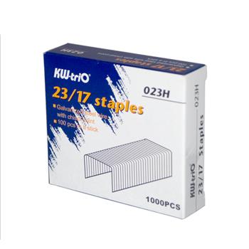 Agrafes 23/17 - Caixa 1000 (100-140fl)