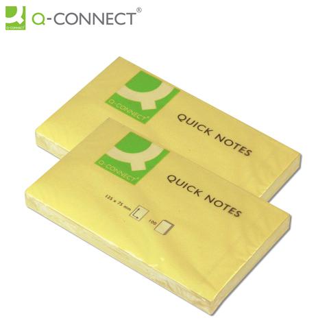 Blocos Aderentes Q-Connect KF10503 - 75x125mm 25942