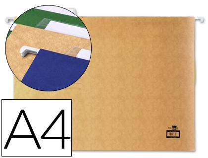 Bolsas Suspensas A4 - 180gr 33cm Ref.SF02 Creme 26906 Cx C/50