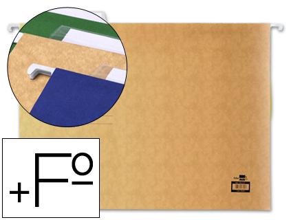 Bolsas Suspensas Folio Prolongado 39cm - 180gr Creme Ref.SF03 26907 Cx C/10