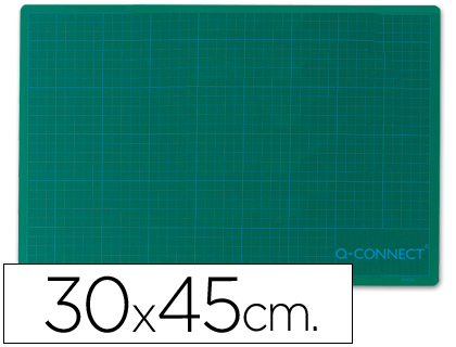 BASES CORTE 30X45 - A3 PVC KF01136 VERDE 25150
