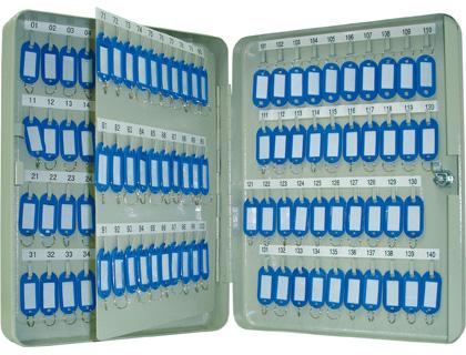 CHAVEIRO METALICO KF04275 - 280X370X80 P/140 CHAVES 37604