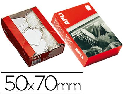 ETIQUETAS APLI 50 X 70 mm COM FIO CX400 (12363)
