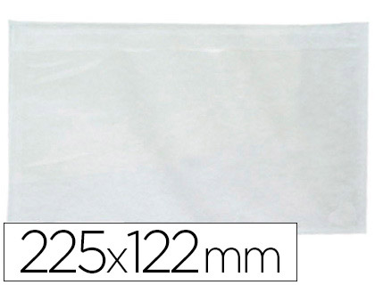 ENVELOPES PORTA DOCUMENTOS KF21727 - 225X122 C/100 (72386)
