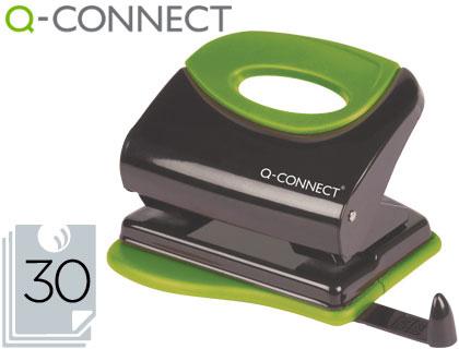 FURADORES Q-CONNECT KF00996 METAL 30 FOLHAS 43281