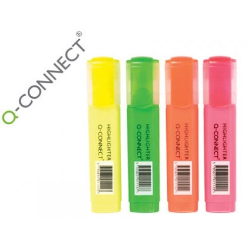 Marcadores Fluorescentes Q-Connect