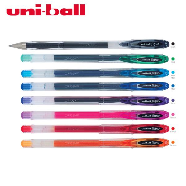 Marcadores Uniball Signo UM 120 - 0.7