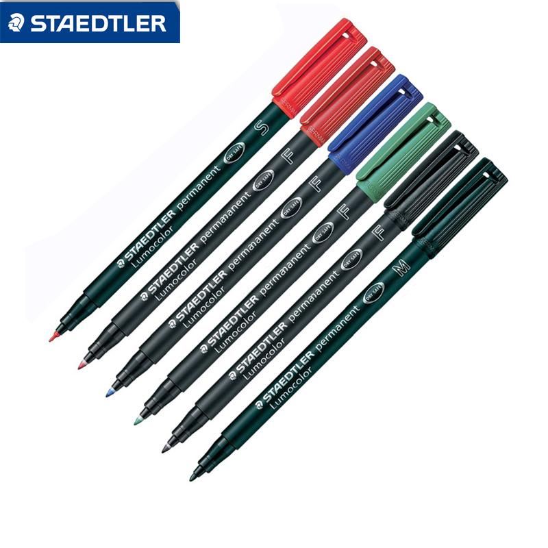 Marcadores Lumocolor 317 M - Permanente 0,8 - 1mm
