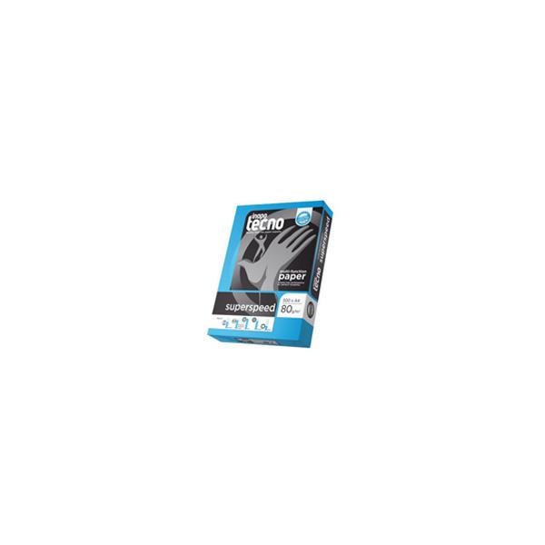 Papel A5 Tecno Speed 80gr Resma 500fl