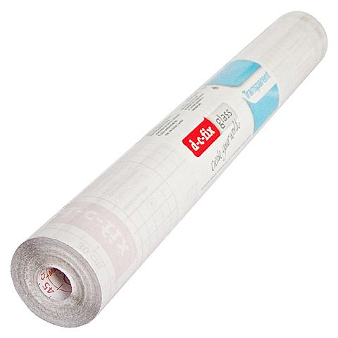 Papel Autocolante Dc Fix 200.0112 - 0,45x15m Transparente
