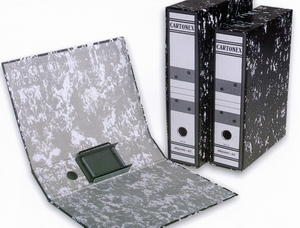 Pastas Arquivo Morto 121-C A4 C/Caixa Desmontavel - Embalagem c/25