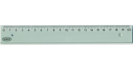 Reguas AZTOS - 20cm