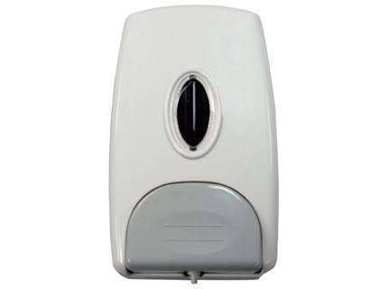 Saboneteira Plast.Branco 1L KF00884 - 36159