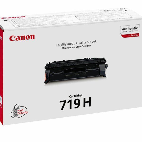 TONER CANON 719H - LBP6300dn/6650DN - PRETO ALTA CAP.6400pg