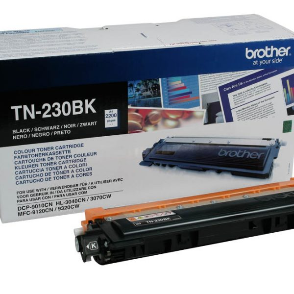 TONER BROTHER TN230BK - HL3040CN PRETO 2200pg