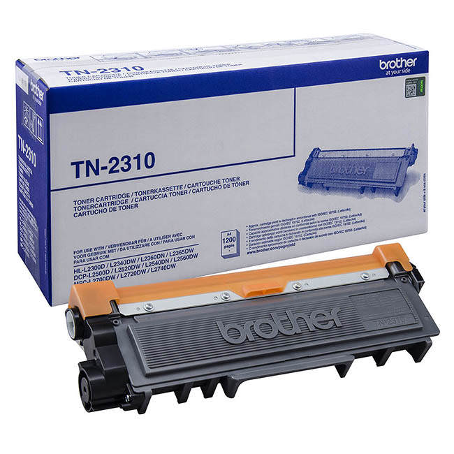 TONER BROTHER TN2310 - PRETO 1200pg*