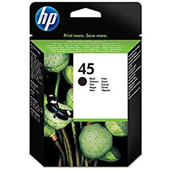 Tinteiros 51645A HP - Preto Nº45