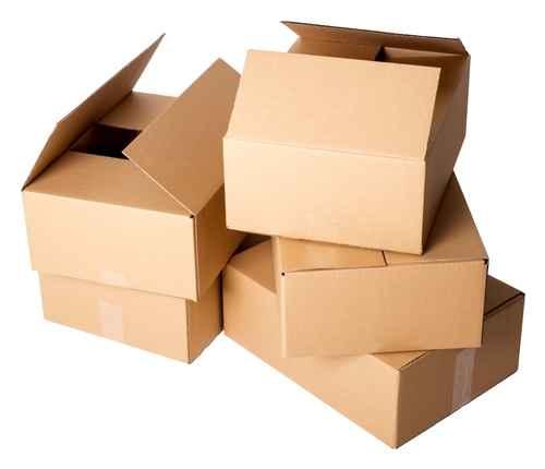 Caixas Cartao Simples 350x250x200 (2614) Pack 20