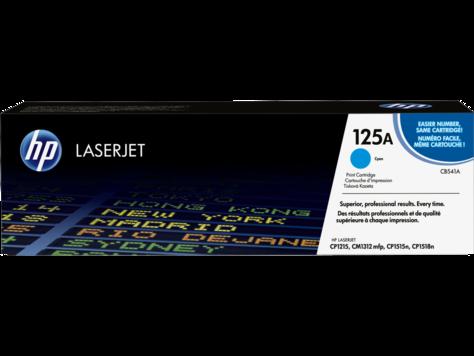 TONER HP CB541A - CM1312/1300/CP1210/CP1215 AZUL 1400pg