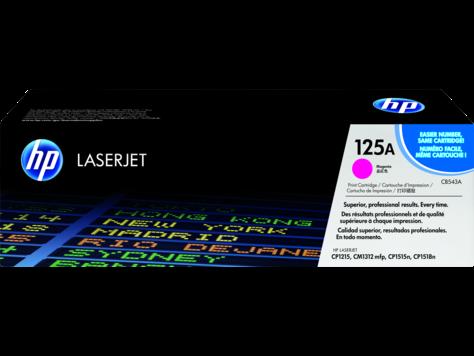 TONER HP CB543A - CM1312/1300/CP1210/CP1215 MAGENTA 1400pg