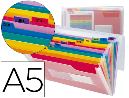 PASTAS ASSUNTOS PENDENTES A5 PP C/13 DEPART.FECHO ELAST.50381