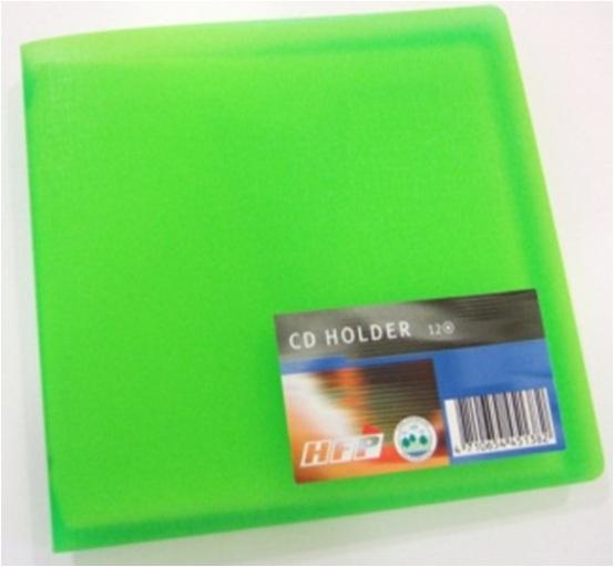 BOLSA PORTA CD'S S/CX HFP 45100 - P/12