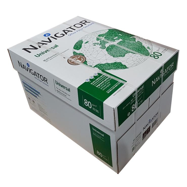 Papel A3 Navigator 80gr Caixa 5x500fl