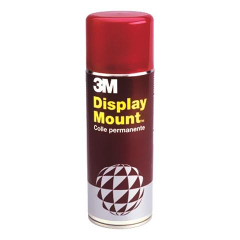 COLA 3M DISPLAY MOUNT MMM2639 EXTRA FORTE 400ML - 29433