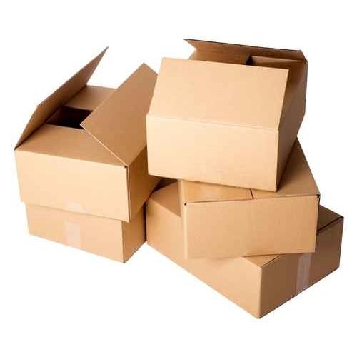 CAIXAS CARTAO SIMPLES 260X210X250 (2625) Pack 20