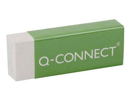 BORRACHAS LAPIS Q-CONNECT KF00236 BRANCA 6cm 77881