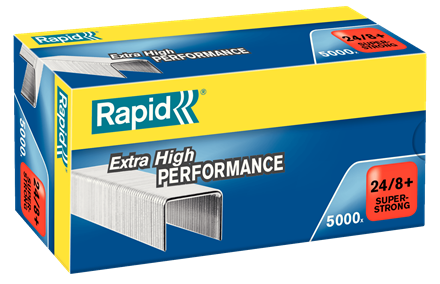 Agrafes Rapid 24/8 - Caixa 5000
