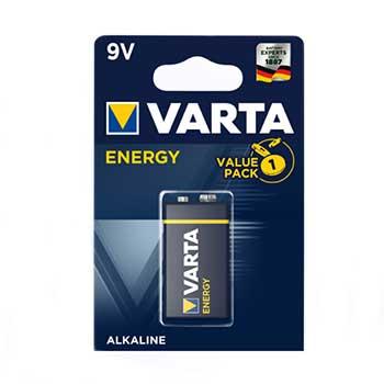 Pilhas Alcalinas Varta 6LR61 - 9V