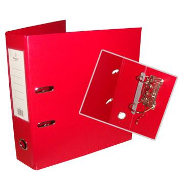 Pastas Arquivo PP C/Rado 310x285x70 SOffice - Pack 12