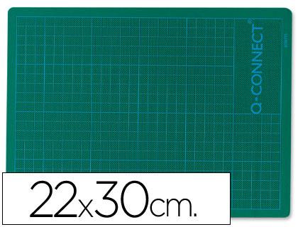 BASES CORTE 22X30 - A4 PVC KF01135 VERDE 25149