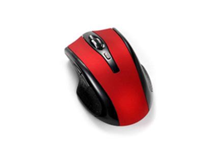 RATOS OPTICO KF18068 VERMELHO USB SEM FIOS 155698