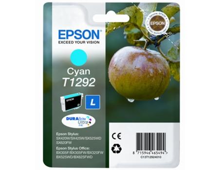 TINTEIROS EPSON T1292 4011 - L AZUL