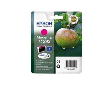 TINTEIROS EPSON T1293 4011 - L MAGENTA