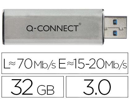 PEN DRIVE Q-CONNECT KF16370 - 75566  32GB 3.0