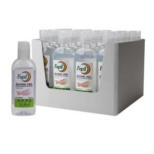 DESINFETANTE MAOS ALCOOL GEL FAPIL - 100ml